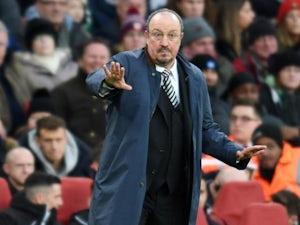 Rafael Benitez not afraid to go defensive