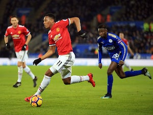 Spurs, Inter  'join race for Martial'
