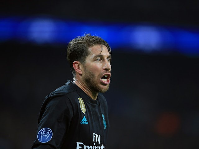 Sergio Ramos: 'Spain cannot be arrogant'