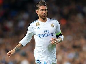 Team News: Ramos back for Madrid, BBC start
