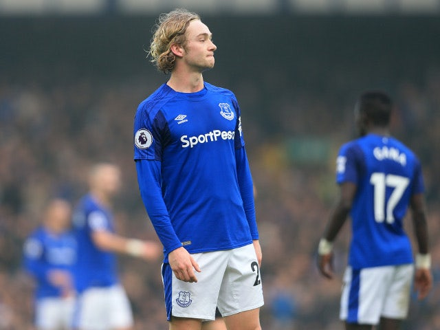 West Ham keen on Everton youngster Davies