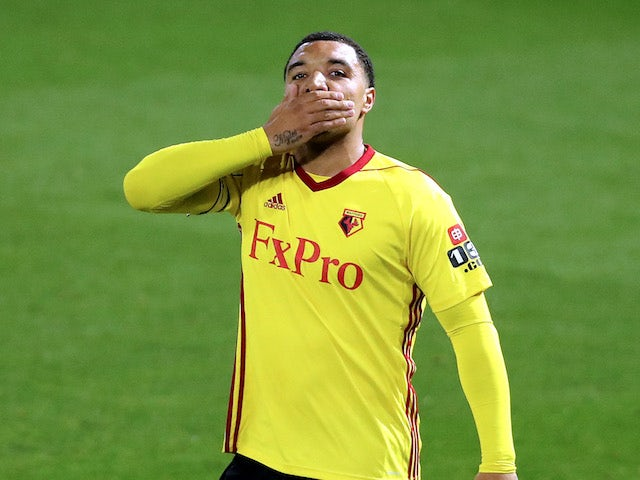 West Brom 'line up £18m bid for Deeney'