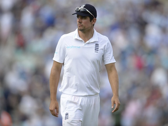 Cook leads England's Ashes fightback