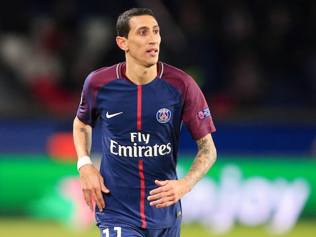 Result: Di Maria fires PSG 11 points clear