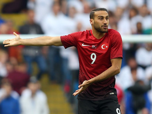 Everton Putting Finishing Touches To Cenk Tosun Capture
