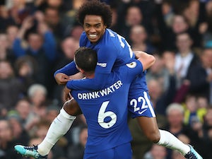 Live Commentary: Chelsea 5-0 Stoke - as it happened