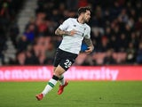 Danny Ings in action for Liverpool on December 17, 2017