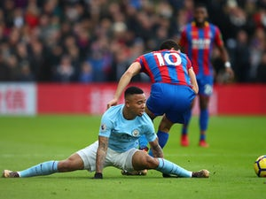 Palace hold Man City to goalless draw