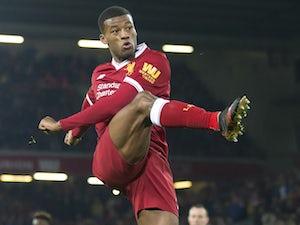 Wijnaldum to miss Porto second leg