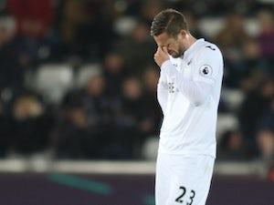 Sigurdsson left out of Swansea squad