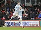 James Collins pulls up in Dagenham & Redbridge friendly