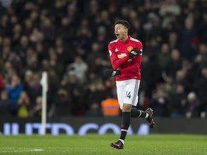 Lingard tweets welcome message to Sanchez