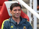 Marcelino Garcia Toral in charge of Villarreal in 2015