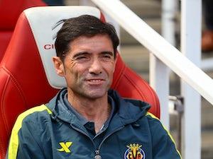 Marcelino Garcia Toral in charge of Villarreal in 2015