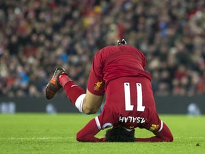 Klopp reveals Salah injury concern