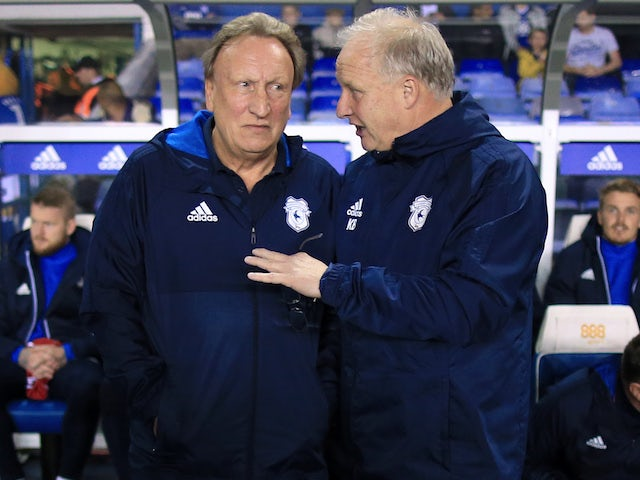Warnock: 'Cardiff not getting carried away'