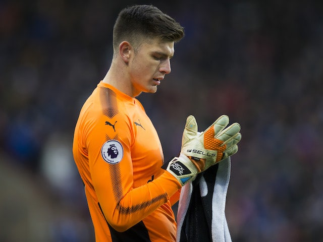 Newcastle 'targeting Burnley's Nick Pope'
