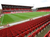 Generic view of Oakwell, taken in 2012
