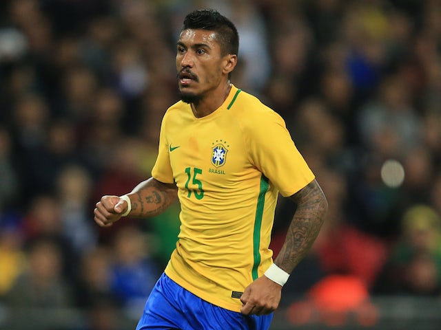 Result: Jesus heads Brazil to win over Germany