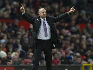Sean Dyche: 'We deserved a draw'