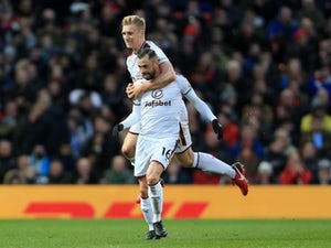 Live Commentary: Manchester United 2-2 Burnley - as it happened
