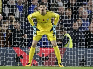 Courtois: 'Fans booing doesn't help'
