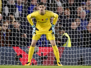 PSG 'lining up Thibaut Courtois swoop'