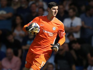 Courtois: 'We can't be happy with season'