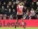Southampton defender Virgil van Dijk in action during the Premier League clash with West Bromwich Albion at St Mary's on December 31, 2016