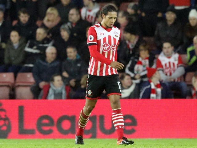 Southampton Coach Eric Black Virgil Van Dijk Will Have Options To Leave Sports Mole