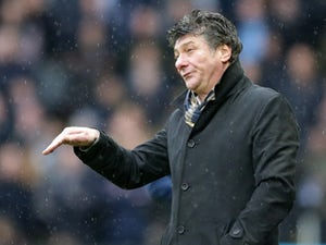 "Mazzarri ""angry"" with injury problems"