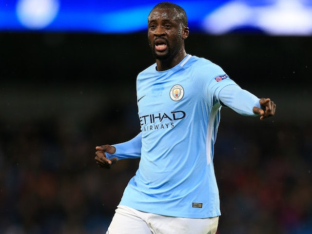 Toure yet to report for Ivory Coast duty