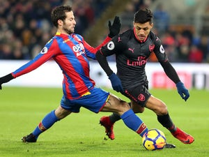 Live Commentary: Crystal Palace 2-3 Arsenal - as it happened