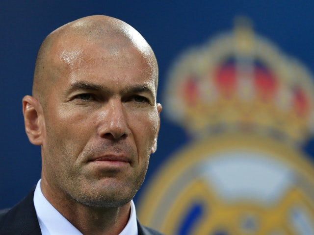 Zidane: 'I know I won't be at Madrid for 10 years'