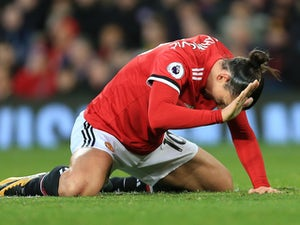 Ibrahimovic expected to return in February