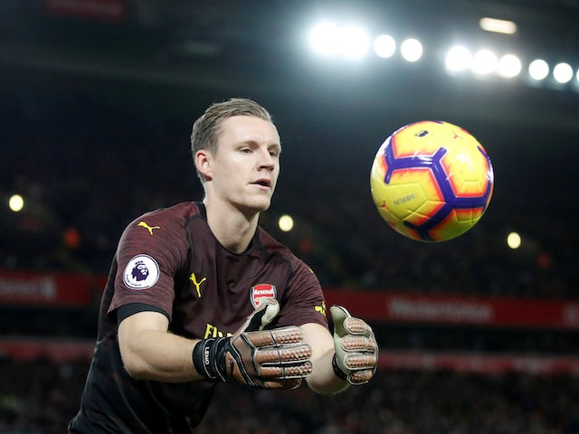 Quick return good for Gunners after Liverpool loss, says Bernd Leno