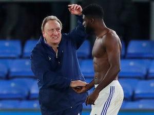 Warnock hails 'miracle' Manga challenge as Cardiff pick up point at Palace