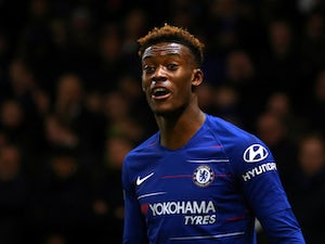 Callum Hudson-Odoi in action for Chelsea on December 26, 2018