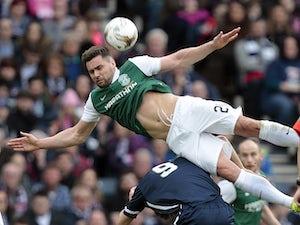 Darren McGregor pushing for Hibs return against Aberdeen