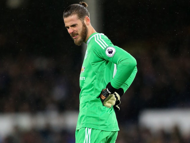 Result: De Gea heroics earn Man Utd draw