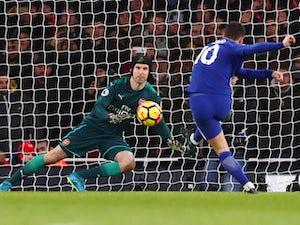 Team News: Morata, Hazard paired in attack