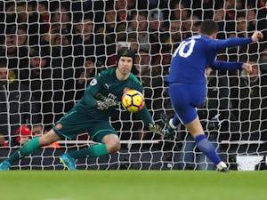 Hazard: 'We should have beaten Arsenal'