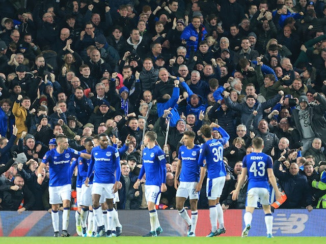Paul Lambert says Stoke deserved more from Everton defeat