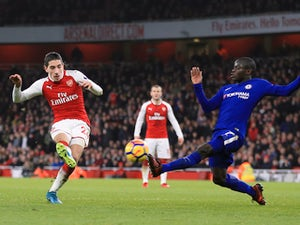 Bellerin praises Arsenal's