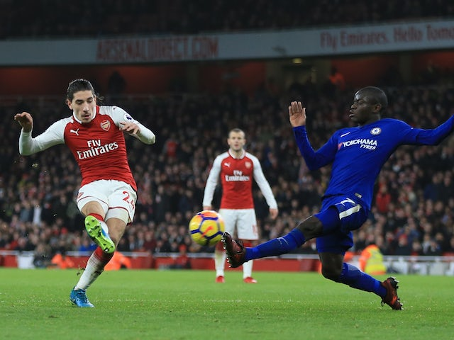Result: Arsenal, Chelsea share four-goal thriller