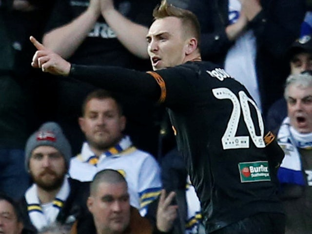 Result: Jarrod Bowen bags brace as Hull ease past Sheffield Wednesday