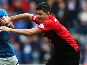 Kilmarnock move a point off leaders Celtic after battling win over St Mirren
