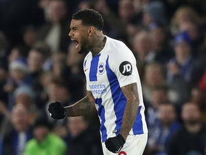 Jurgen Locadia scores again as Brighton beat Everton