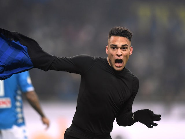 Inter players 'expect Martinez to join Barca'
