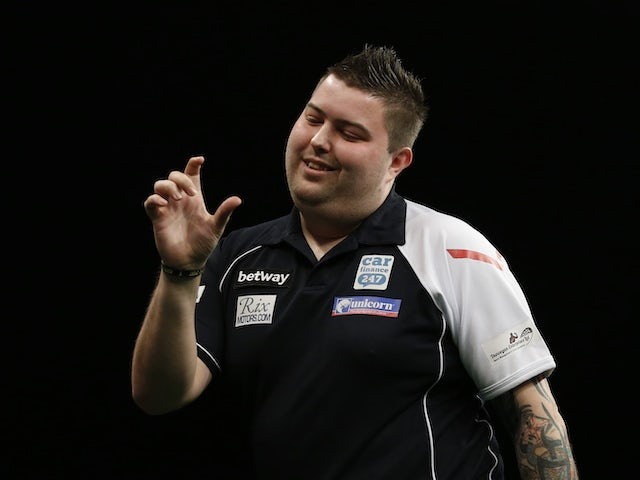 Result: Michael Smith books spot in World Championship final